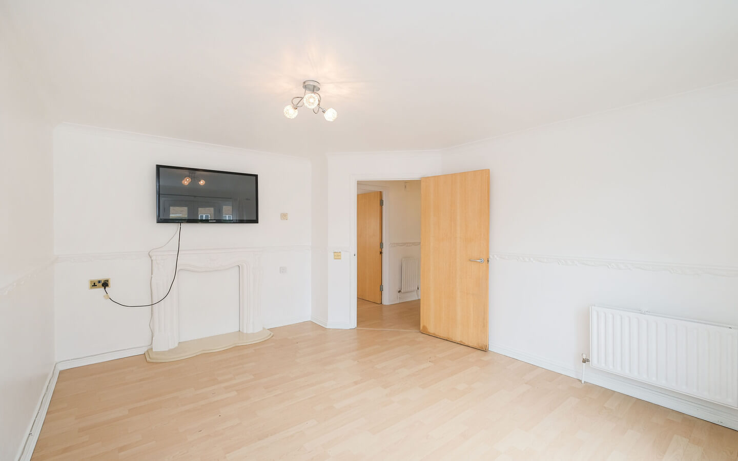 1 Bedroom Flat For Rent Hackney London E9 5HG