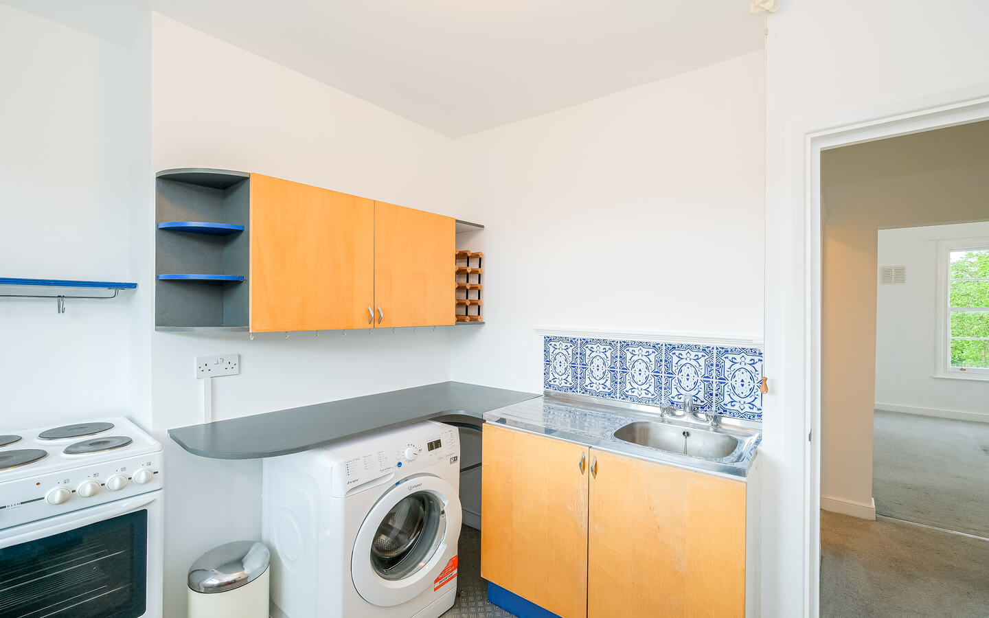 One Bedroom Flat For Rent - Hackney - London - E9 5HP